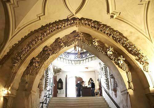 Костница — церковь на костях Kostnitsa09