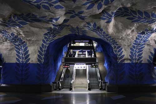 Метро в Стокгольме Stockholm-metro01