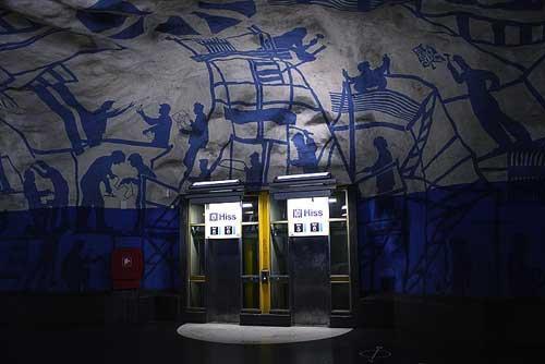 Метро в Стокгольме Stockholm-metro02